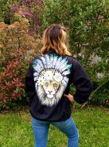 Lion indien