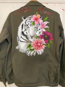 Tigre blanc Wild Love